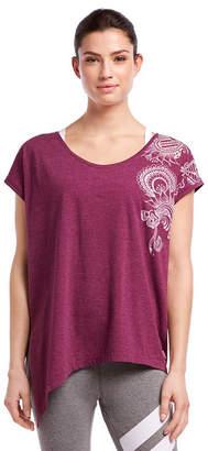 Jockey Short Sleeve Scoop Neck T-Shirt-Womens