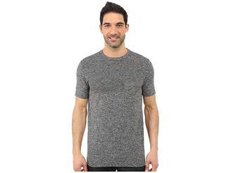 The North Face Short Sleeve Engine Crew (TNF Dark Grey Heather