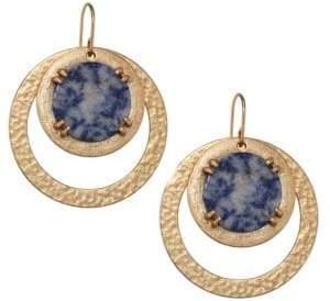 Stephanie Kantis Paris Double Drop Earrings
