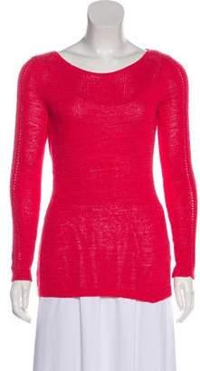 Rachel Zoe Bateau Neck Sweater