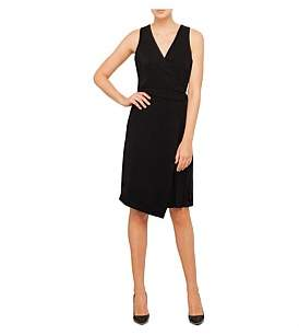 Studio.W Pleated Wrap Dress
