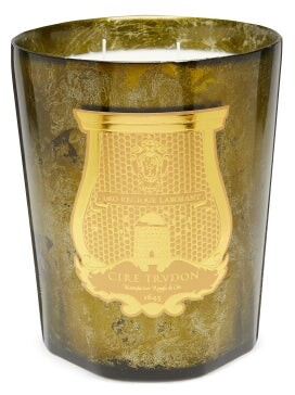 Cire Trudon Gabriel Large Limited Edition Scented Candle - Green