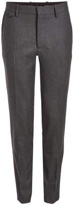 Burberry Serpentine Wool Pants