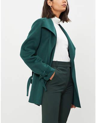 Joseph New Lima wool and cashmere-blend coat