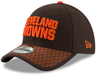 New Era Boys' Cleveland Browns 2017 Official Sideline 39THIRTY Cap