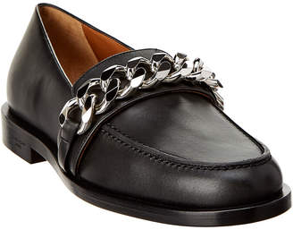 Givenchy 25 Chain Leather Loafer