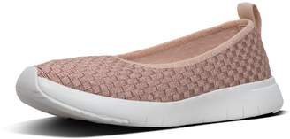 FitFlop Stretchweave Ballet Flats
