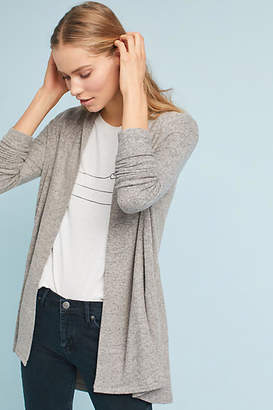 Saturday/Sunday Brushed Fleece Cardigan