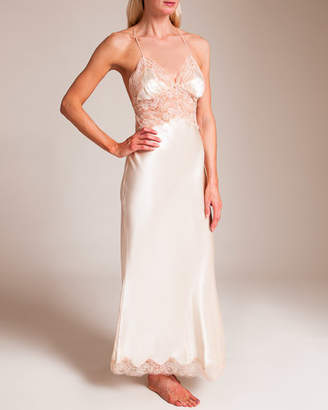 Liliana Casanova Vaux le Viconte Long Gown