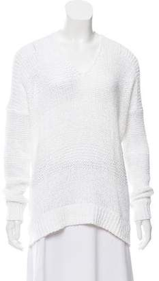 Vince Oversize Rib-Knit Sweater w/ Tags