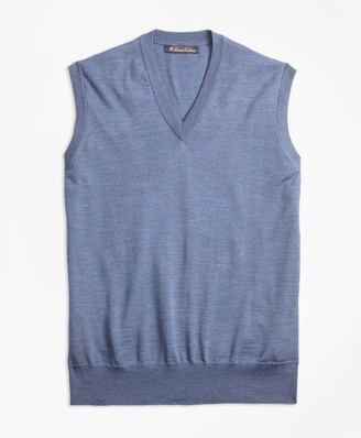 Brooks Brothers BrooksTech Merino Wool Vest