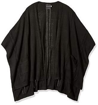 Lysse Women's Size Plus Charlotte Sweater Wrap