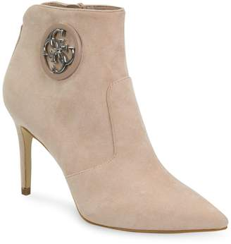 GUESS Byrne Point Toe Booties