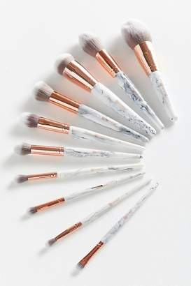 Bh cosmetics Marble Luxe 10-Piece Brush Set
