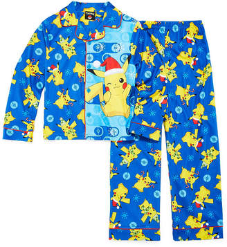 Pokemon 2-pc. Pajama Set Boys