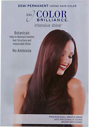 Ion Demi Hair Color Swatch Book