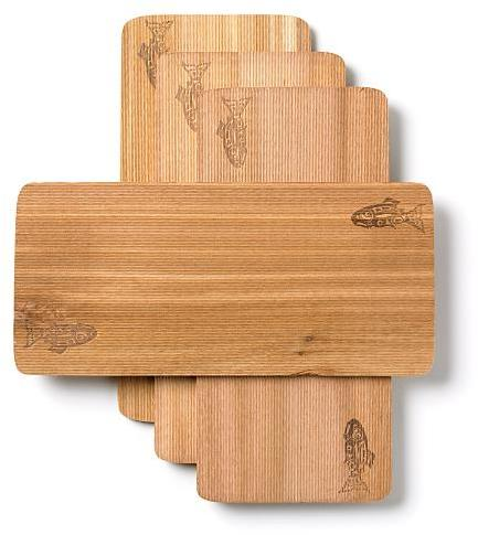 Cedar Grilling Planks, Set of 4