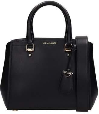 f579cdb59c43 Black Leather Messenger Bag Womens - ShopStyle UK