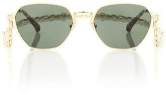 Alessandra Rich X Linda Farrow C4 sunglasses