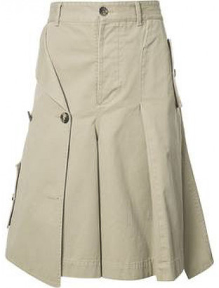 Loewe Trench shorts $890 thestylecure.com