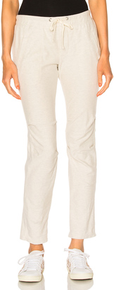 James Perse Heathered Twill Pant $225 thestylecure.com
