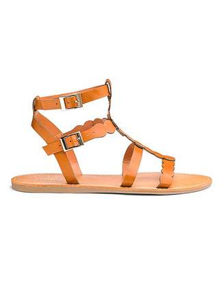 10d8b7912 Brown Gladiator Sandals For Women - ShopStyle UK