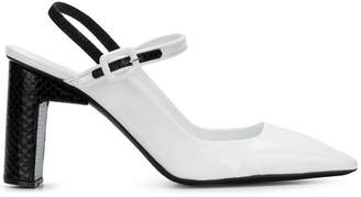 1017 Alyx 9SM slingback block heel pumps