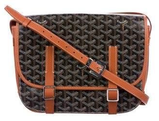 Goyard 2017 Belvedere MM Messenger Bag