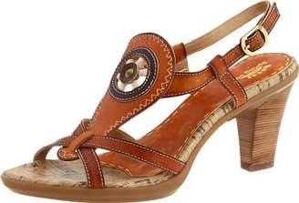 Spring Step Women's Preseus Quarter-Strap Sandal