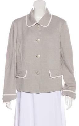 St. John Wool-Blend Blazer