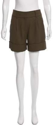 Cacharel Pleated Mini Shorts w/ Tags