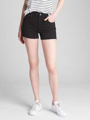 """Gap High Rise 3"""" Denim Shorts"""