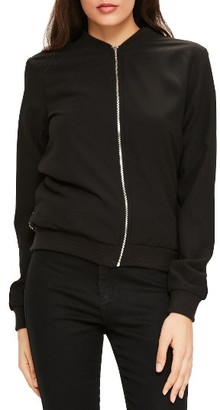 Women's Missguided Embellished Bomber Jacket $134 thestylecure.com