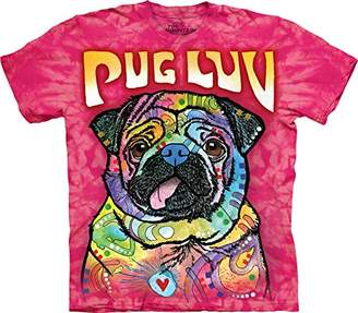 The Mountain Pug Love T-Shirt