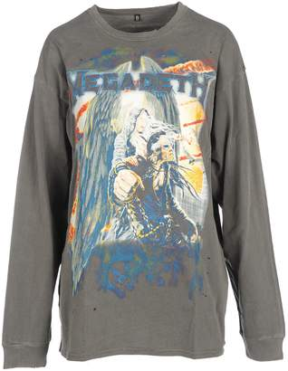 R 13 Thshirt Ml Megadeth