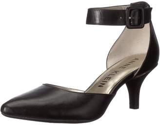 Anne Klein Women's Fabulist Leather Dress Pump