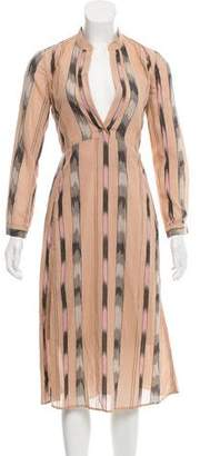 Rachel Comey Striped Shirt Dress