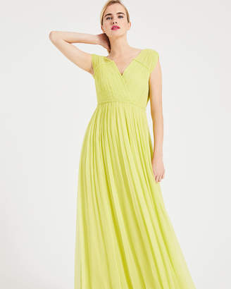 fd77832c8b9d6 Phase Eight Marion Crinkle Maxi Dress