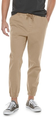 Sonoma Goods For Life Men's SONOMA Goods for Life Modern-Fit Stretch Twill Jogger Pants