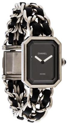 Chanel Premier Watch $1,495 thestylecure.com