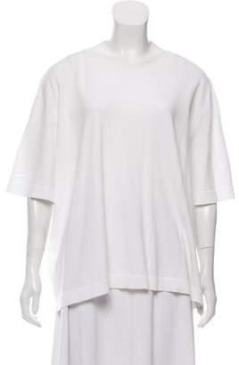 MM6 MAISON MARGIELA Oversize Short Sleeve Top w/ Tags