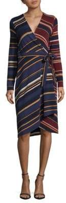 BCBGMAXAZRIA Knit City Knee-Length Dress