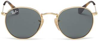 Ray-Ban 'RJ9547S' metal round junior sunglasses