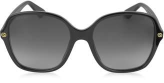 Gucci GG0092S Acetate Square Women's Sunglasses
