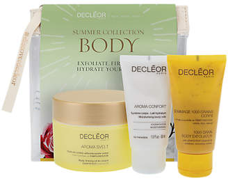 Decleor Summer Collection For Body - Exfoliate, Firm & Hydrate