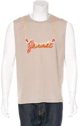 Lanvin Sleeveless T-Shirt