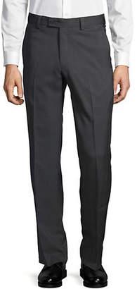 Haggar Plaid Dress Pants