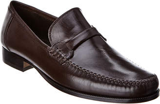 Bruno Magli M by M By Porro Leather Loafer
