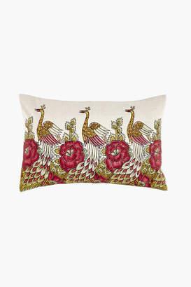 "John Robshaw Pamoda Decorative Pillow (12""x18"")"