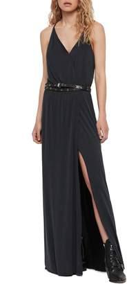 AllSaints Retis Maxi Dress